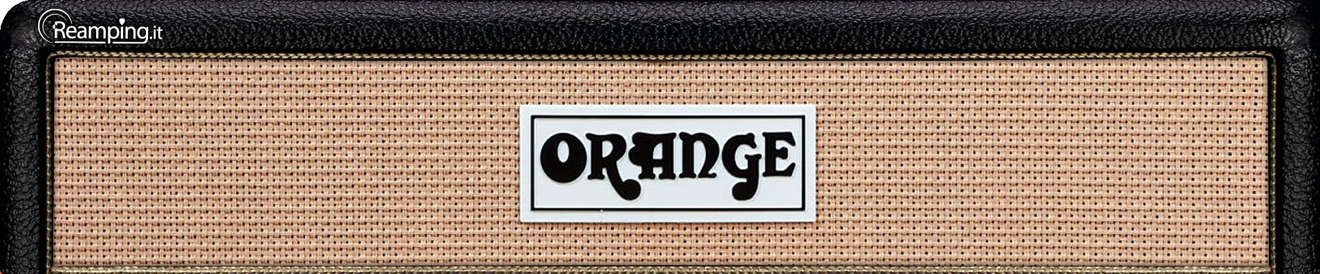 Orange Rockerverb MKI